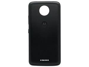Tapa posterior para Motorola C Plus. Color Negro.