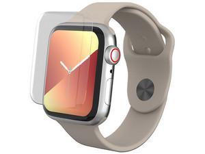 Protector de pantalla ZAGG InvisibleShield para Apple Watch.