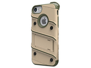 Funda Zizo Bolt para iPhone 7/ 6s/ 6. Verde Militar.