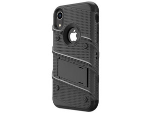 Funda ZIZO Bolt para iPhone XR. Color Negro.