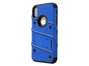 Funda ZIZO Bolt para iPhone Xs MAX. Color Azul/Negro.