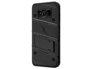 Funda ZIZO Bolt para Samsung S8. Color Negro