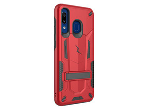 Funda ZIZO Transform para Samsung Galaxy A50/A30/A20. Color Rojo.