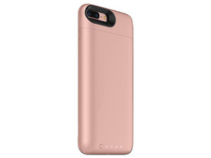 Funda con Batería Mophie Juice Pack Air de 2420 mAh para iPhone 7 Plus. Color Rosa.