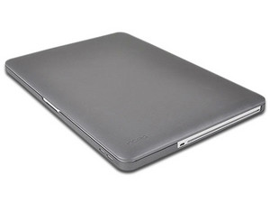 Carcasa Incipio para MacBook Pro de 13 pulgadas. Color Gris.