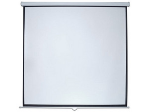 "Pantalla para proyector Multimedia Screen MST-244 de 96"" x 96\"""