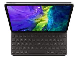 """Teclado Apple Smart Keyboard para iPad Pro de 11\"""" de Primera y Segunda generación, Español. Color Negro."""