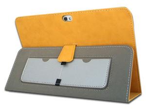 "Funda protectora BRobotix para Galaxy Note 10.1\"". Color Naranja."