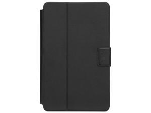 """Funda Targus SafeFit para Tablet de 7 y 8\"""", Color negra."""