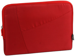 Funda TechZone TZIPAD-05 para iPad color roja