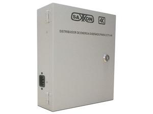 Fuente de poder Saxxon PSU1220D16H para cámaras de vigilancia, 16 cámaras, 15VCD/20A.