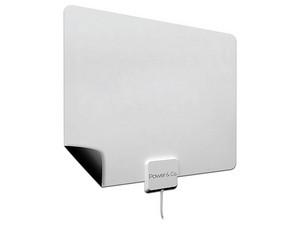 Antena HD Ultra delgada Power&Co XF550 para interiores.