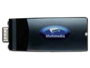 Adaptador inalambrico Multimedia Screen, VGA.