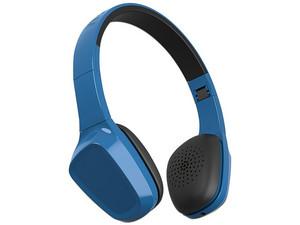 Audífonos tipo diadema Energy Sistem con micrófono, 3.5mm. Color Azul