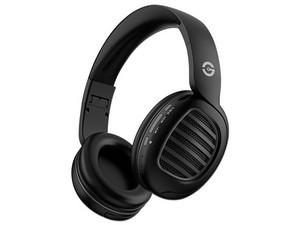 Audífonos tipo diadema Gettech GDJ-33201N, Respuesta de frecuencia 20-20000Hz, Bluetooth. Color Negro.