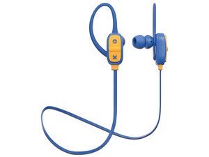Audífonos con Micrófono JAM Audio Live Large con Batería recargable, IPX4, Bluetooth, Color Azul.