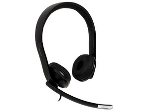 Audífonos con Micrófono Microsoft LifeChat LX-6000, USB.