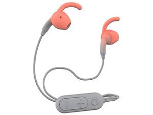 Audífonos con micrófono iFrogz Tone Sound Hub, Batería recargable, Bluetooth. Color Gris/Rosa.