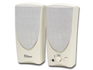 Bocinas AOpen MS608, 160 WATTS