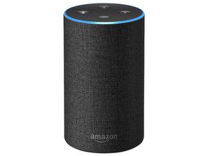 Asistente inteligente Amazon Echo (Segunda generación). Color Negro.