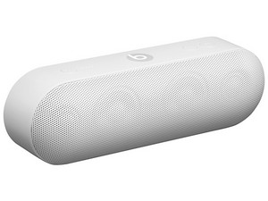 Bocina portátil recargable Beats Pill+, Bluetooth, 3.5mm. Color Blanco