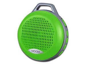 Bocina Inalámbrica BRobotix, Bluetooth, 3.5 mm, 3W. Color Verde.