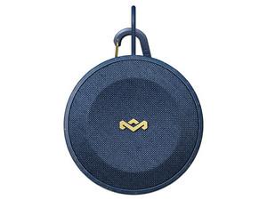 Bocina portátil recargable House Of Marley No Bounds, Bluetooth, Color Azul.