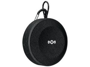Bocina portátil House of Marley No Bounds, Batería recargable, Bluetooth, 3.5mm, IP67. Color Negro/Café.