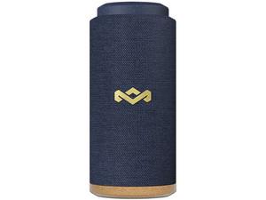 Bocina portátil recargable House Of Marley No Bounds Sport a prueba de agua y polvo, Color Azul.