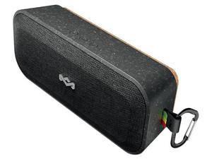 Bocina Portátil House of Marley No Bounds XL, 3.5mm, Bluetooth. Color Negro.