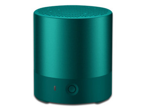 Bocina portátil Huawei Mini Speaker, 3W, Bluetooth, hasta 4 horas de uso. Color Verde.