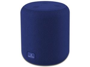 Bocina portátil Perfect Choice PC-112969, TWS, Bluetooth, 3.5mm. Color Azul.