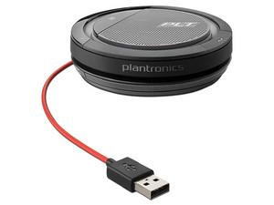Bocina portátil para conferencias Plantronics Calisto 3200, sonido 360 grados, manos libres, USB.
