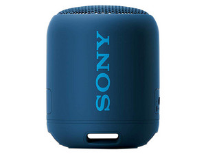 Bocina Sony Extra Bass XB12 resistente al agua, IP67, Bluetooth. Color Azul.