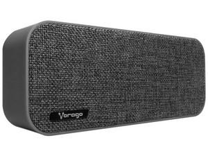 Bocina portátil Recargable Vorago BSP-150, Bluetooth, 3.5mm. Color Gris.
