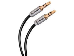 Cable estéreo Steren 3.5 mm M-M, 3.6 m.