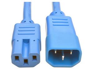 Cable Energía Tripp Lite P018-006-ABL, de C14 a C15, Longitud 1.8m.