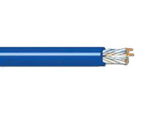 Bobina de cable de red 3M 3003450, Cat5e de 305m. Color Azul.