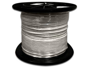 Cable de Red UTP Condumex 664492, Cat5e (M) de 305 m. Color Blanco.