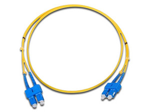 Cable de Red LinkedPRO SC Dúplex (M-M). 1M.