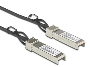 Cable de Red Twinax SFP+, Gigabit Ethernet, 2m.