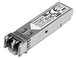 Módulo Transceptor de Fibra Óptica SFP StarTech GLCSXMMDST, compatible con Cisco GLC-SX-MMD.