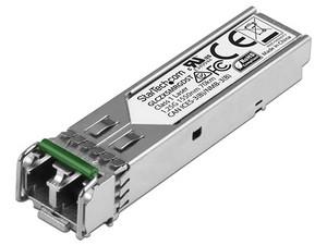 Módulo Transceptor SFP de LC Hembra, Compatible con Cisco GLC-ZX-SM-RGD.