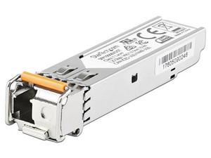 Módulo Transceptor SFP+ LC Gigabit de Fibra Óptica StarTech SFP1GBX10DES, 1490 nm.
