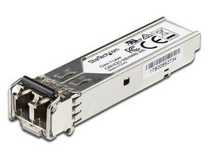 Módulo Transceptor SFP+ LC Gigabit de Fibra Óptica StarTech SFP1GLXEMCST, 1310nm.
