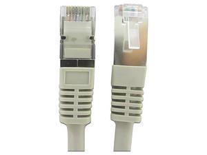 Cable de Red TVC P63SG, Cat6 UTP, 3m. Color Gris.