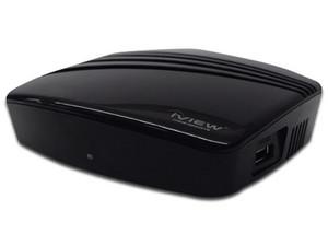 Sintonizador de TV digital Iview 3200STB con grabación USB. Color Negro.