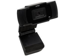 Cámara Web Acteck AC-931250, Video 720p con Micrófono integrado.