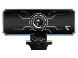 Cámara Web Game Factor WG400, 1080p con Micrófono integrado.
