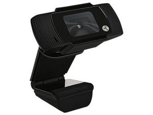 Cámara web HD TechZone TZCAMPC01, Video HD 720p, micrófono Integrado, USB.